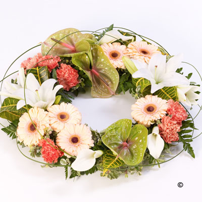 Floral Tributes (50)